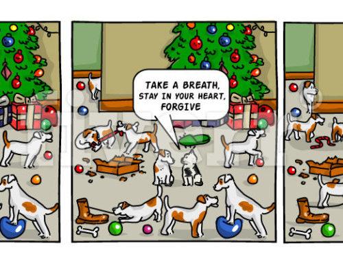 Lighten Up! Puppies Are Just Puppies!