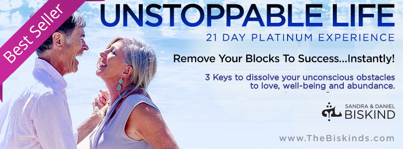 Home Unstoppable Life Best Seller image for home page of website