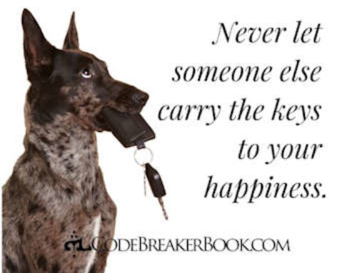 Is Someone Else Carrying the Keys to Your Happiness?